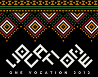 VOCATIONE, One Vocation 2012