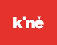 Kiné – Brand Identity