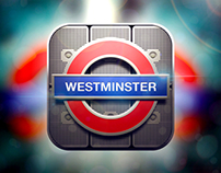 London Underground Ios Icon