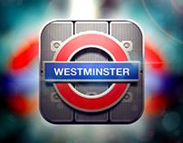 London Underground Ios Icon