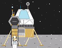 PMC | Moon landing