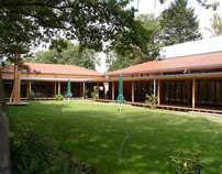woodland recreation home