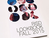 RISD Lookbook Fall 2015