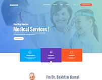 Medical || landing page