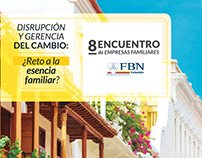 Family Business Network | Identidad para evento