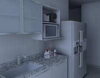 Mobiliario de Cocina - Edificio Escoriales