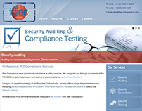 iSec Compliance • website design