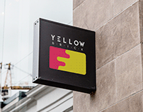Logo Design Yellow Brick