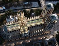 Notre Dame de Paris animation