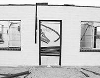 Derelict Desert-Fine Art Photography Project