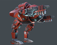 Robot DRAGUNOV V12