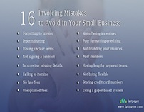 Invoicing Mistakes to Avoid in Your Small Business