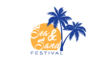 Sea and Sand Festival Logo Concepts