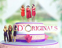 D' Originals Opening Billboard