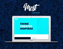Most Animation - Web Design