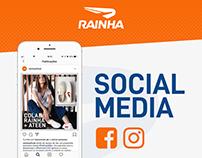 Social Media | Rainha