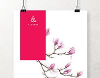 ALLSENS Logo & Branding