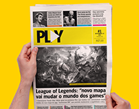 ▶ PLAY Newspaper