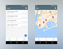 Places of Interest Android App