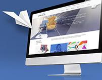 Planet Pr - website