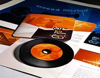 Bosso's Jazz festival - Visual Identity