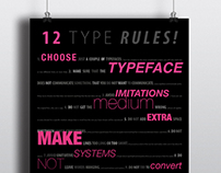 12 type rules