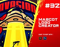 INVASION - ESports Logo Creator