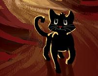 Lola the Lost Kitten