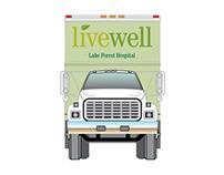 Mobile Healthcare Vehicle Facade