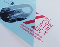 Reconstruct - Graphic Design Festival, Zurich