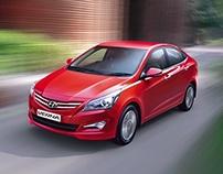 Hyundai Verna 4S Edge Relaunch