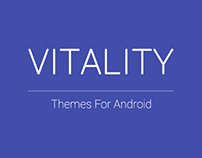 Vitality-Themes For Android