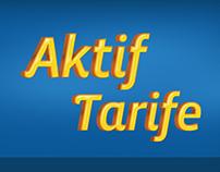 TürkTelekomMobile Belçika / Aktif Tarife