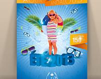Flyer El Andalous