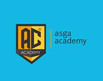 asga - academy (AC) new branding logo