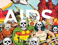 KULT ISSUE #3 - AIDS