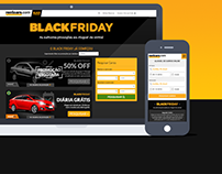 Rentcars.com - Black Friday 2016