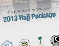 European Hajj Company Advert.