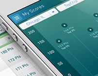 TopGolf Mobile App