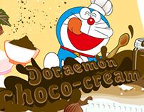 Doraemon Choco-cream