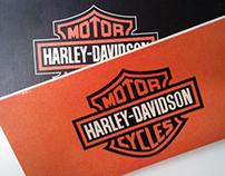 Harley Davidson History of Timeline Design