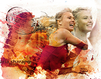 maria sharapova designs