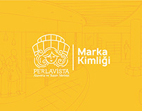 PERLAVİSTA AVM Rebranding Pack