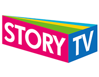 Story TV - CI design renewal.