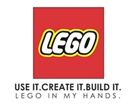 Lego in my Hands