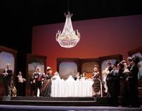 Amore ingegnoso e Campanello. Teatro Donizetti Bergamo
