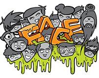 FACE T-srt