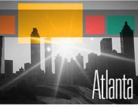 Atlanta tourism booklet