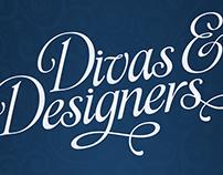 Sheldon: Divas & Designers Gala Invite