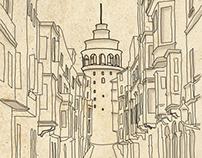 galata sketch